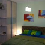 apartament w sopocie zielony
